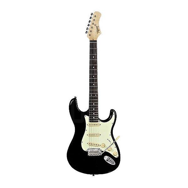 Guitarra Strato T-635 Classic BK E/MG - Tagima