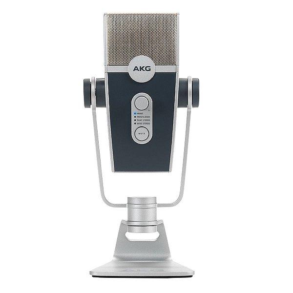 Microfone Condensador USB Lyra C44-USB - AKG