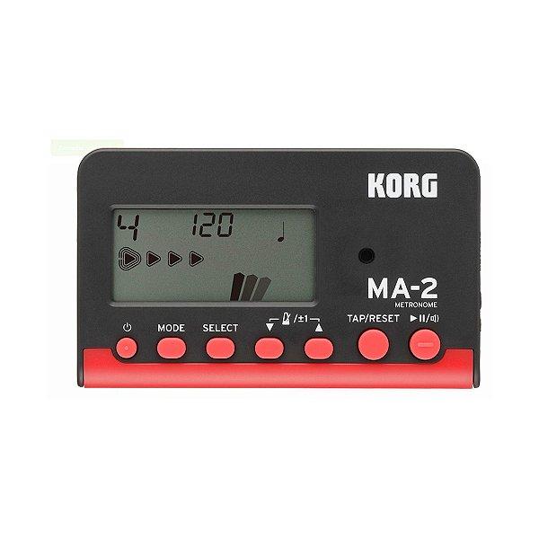 Metronomo Digital MA-2 BKRD - Korg