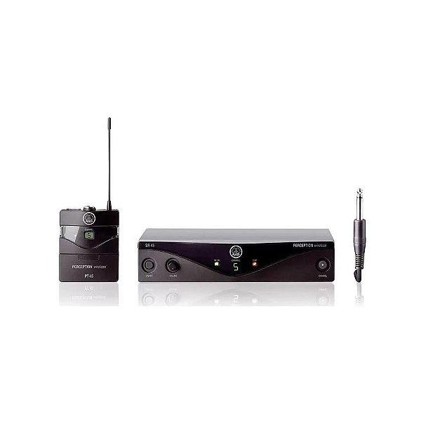 Transmissor Sem Fio para Instrumento PW ISET A 45 - AKG