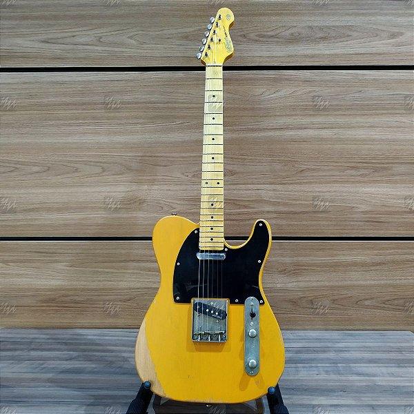 Guitarra Telecaster V52MR Icon Series V52 BS (Butterscotch) - Vintage