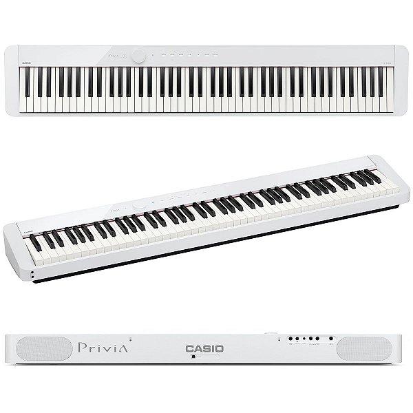 Piano Digital Privia PX-S1000 WE - Casio