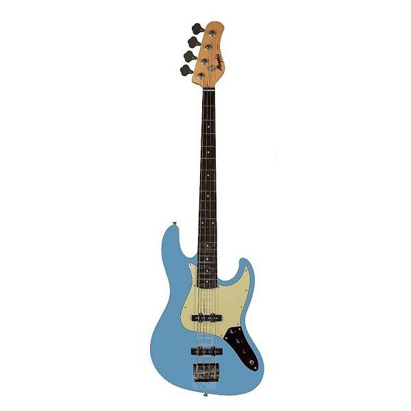 Baixo Jazz Bass MB-50 Sonic Blue Satin SBLS DF/MG Memphis - Tagima