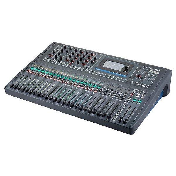 Mesa de Som DIgital 32 Canais SI IMPACT - Soundcraft