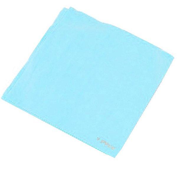 Flanela de Limpeza para Instrumento Azul Claro FL-2 BL Unidade - PHX