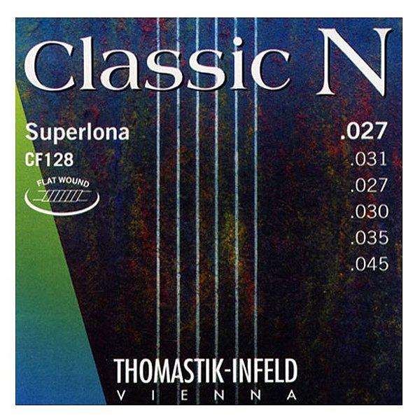 Encordoamento Nylon Superlona CF128 - Thomastik