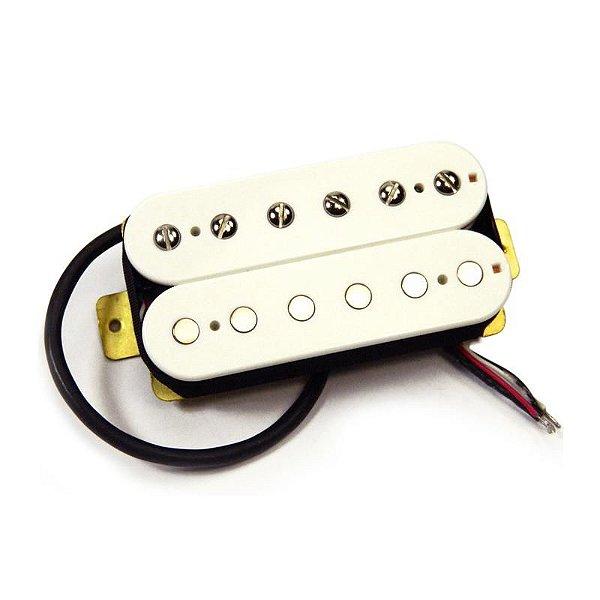 Captador Guitarra Humbucker H Custom Bridge Branco D'ANGELOUS - Santo Angelo