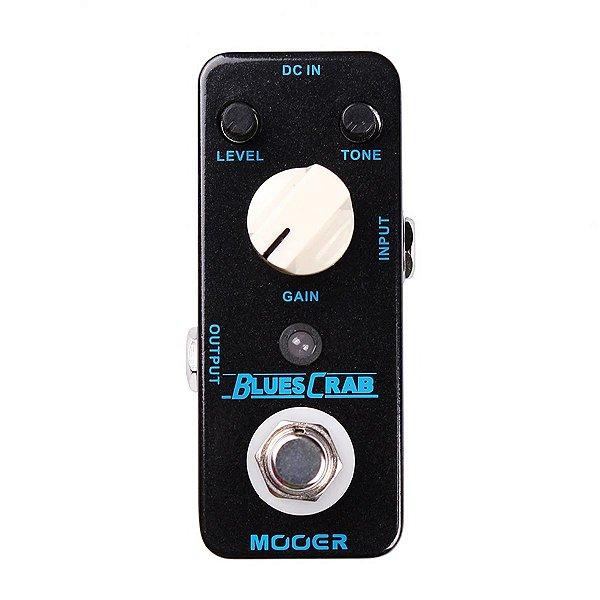 Pedal Blues Drive Blues Crab MBCBD - Mooer