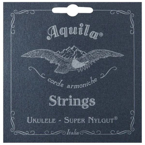 Encordoamento Ukulele Tenor New Nylgut High G AQ 106U TH - Aquila