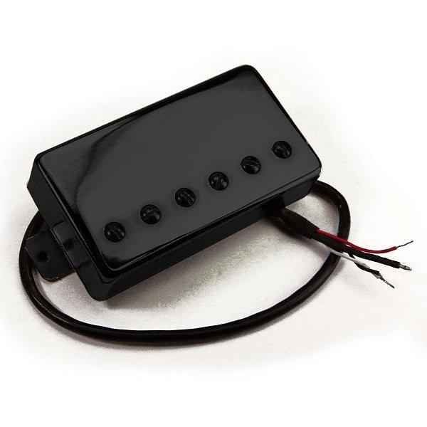 Captador Humbucker para Guitarra H Classic Neck Black D'Angelous - Santo Angelo