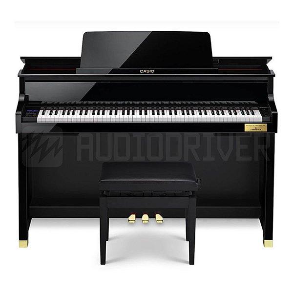 Piano Casio GP-510 Celviano Grand Hybrid Preto
