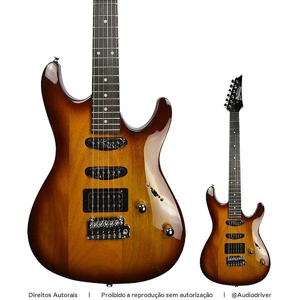Guitarra Ibanez Super Strato Gio GSA 60 BS