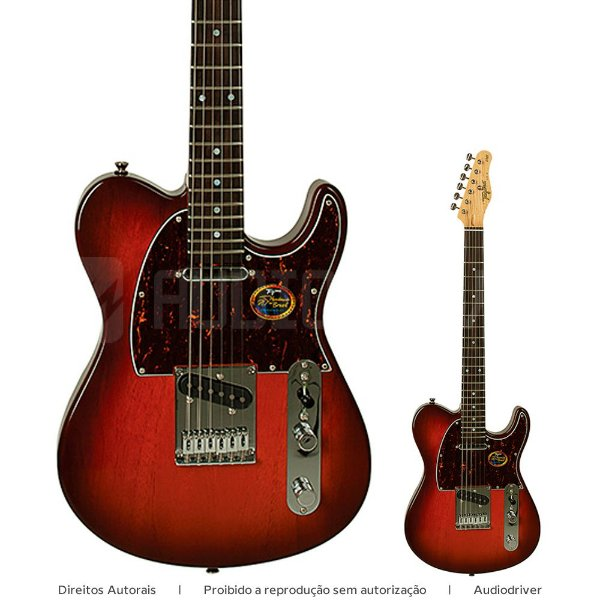 Guitarra Tagima T-910 HB Telecaster  DF/TT Linha Brasil