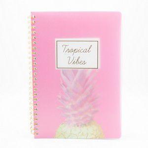 Caderno A5 Tropical Vibe