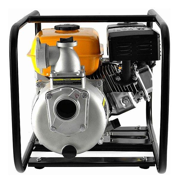 Bomba De Água A Gasolina Autoescorvante 5,5 Zmax Zb20g