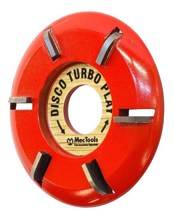 Disco Turbo Plane Para Madeira Esmerilhadeira 6 Wideas Dw1