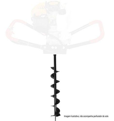 Broca Para Perfurador De Solo Universal 150 X 800mm Zmax Bz2