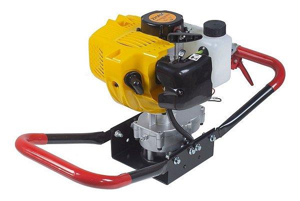 Perfurador De Solo Gasolina Zmax 51,7cc Sem Broca Pz1