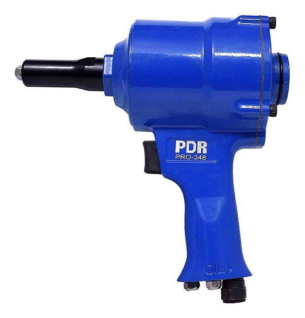 Rebitador Pneumático De Repuxo Tipo Pistola Pdr PRO-348