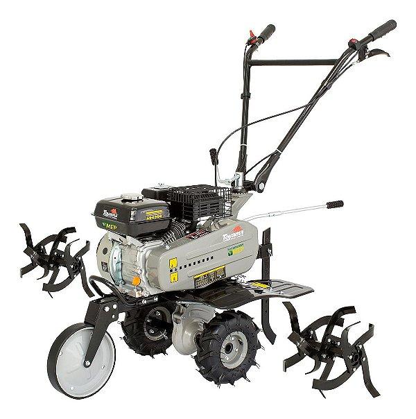 Motocultivador A Gasolina Toyama Tt75r-xp 7hp Mc2