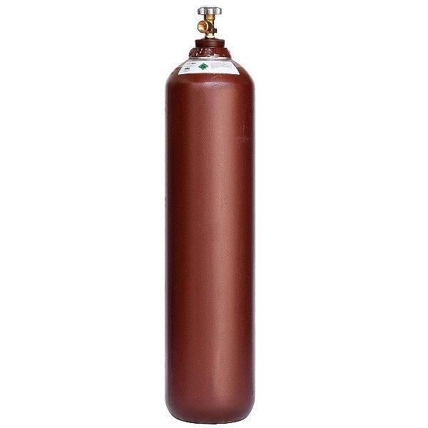 Cilindro Para Gases Diversos 7m³ 40lts