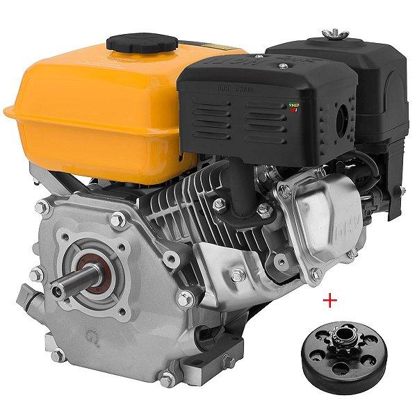 Motor a Gasolina 5,5hp Zmax com Embreagem Centrifuga Em0