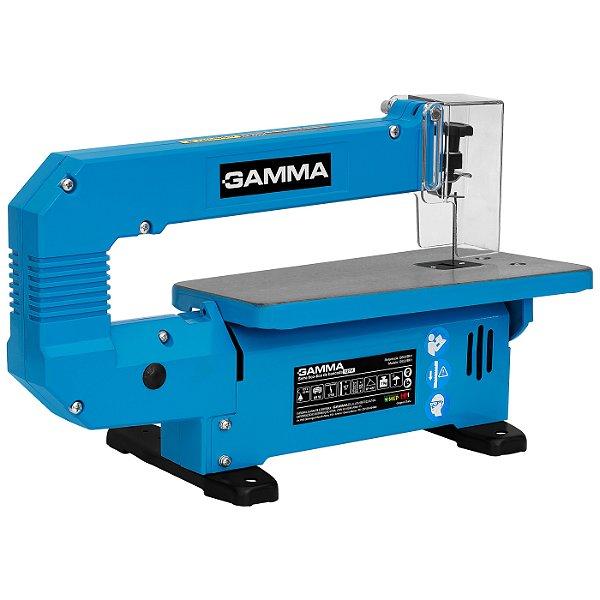 Serra Tico Tico De Bancada Gamma G653br Mesa Inclinável Tg1