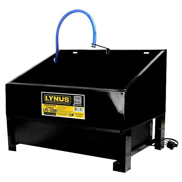 Lavadora de Peças de Bancada 220 Volts Lynus Lpl120b Ll2