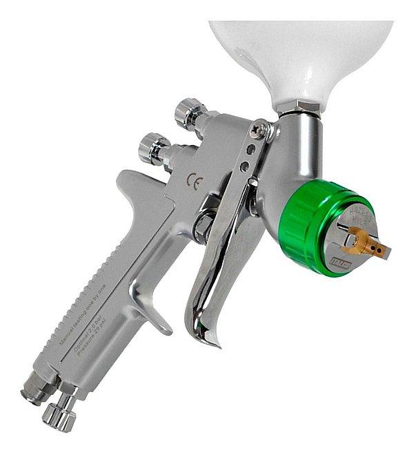 Pistola De Pintura Profissional Italco Hvlp H-923 1,3 Pe0