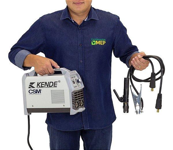 Inversor De Solda Tig Eletrodo 200amp 220v Ss-200 Csm200