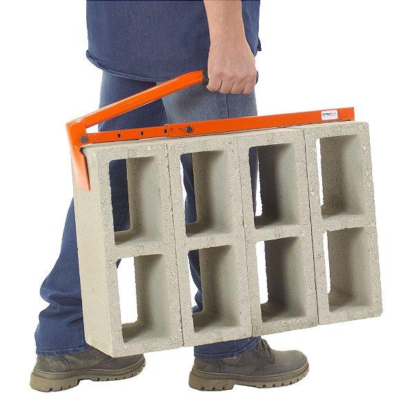 Transportador para Blocos e Tijolos Cap. 40kg Mectools Cb1