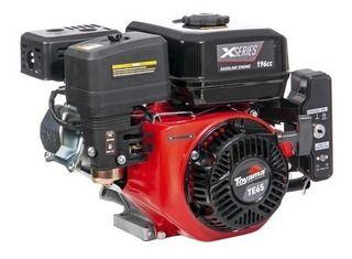 Motor a Gasolina Toyama 6,5Hp 196cc Partida Elétrica Te65ekxp T6p