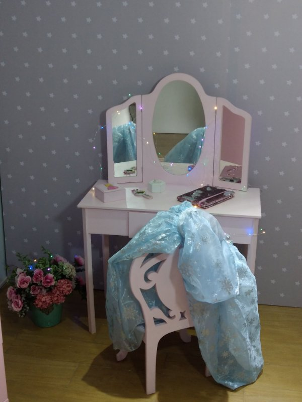Penteadeira Princesa