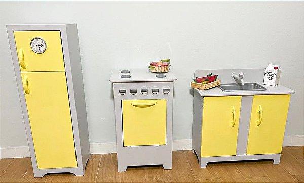 Kit Cozinha - 3 peças
