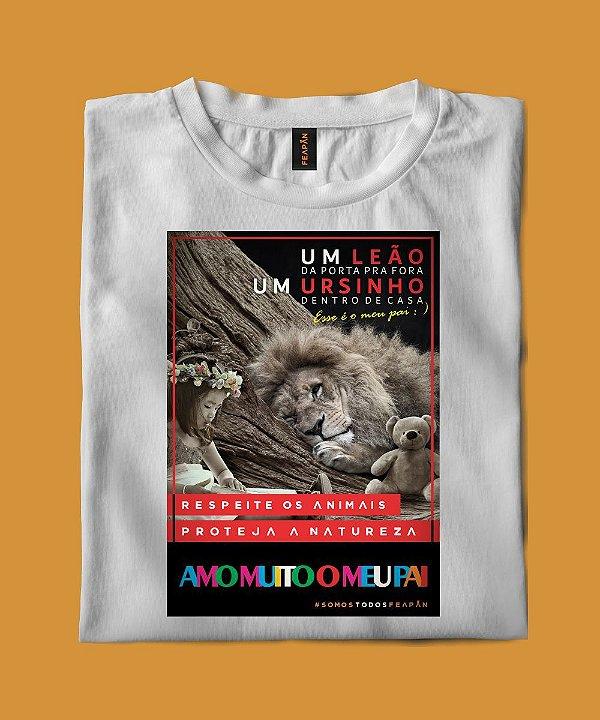 Camiseta Pai Leão