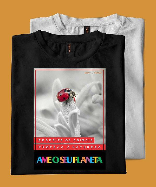 Camiseta Joaninha