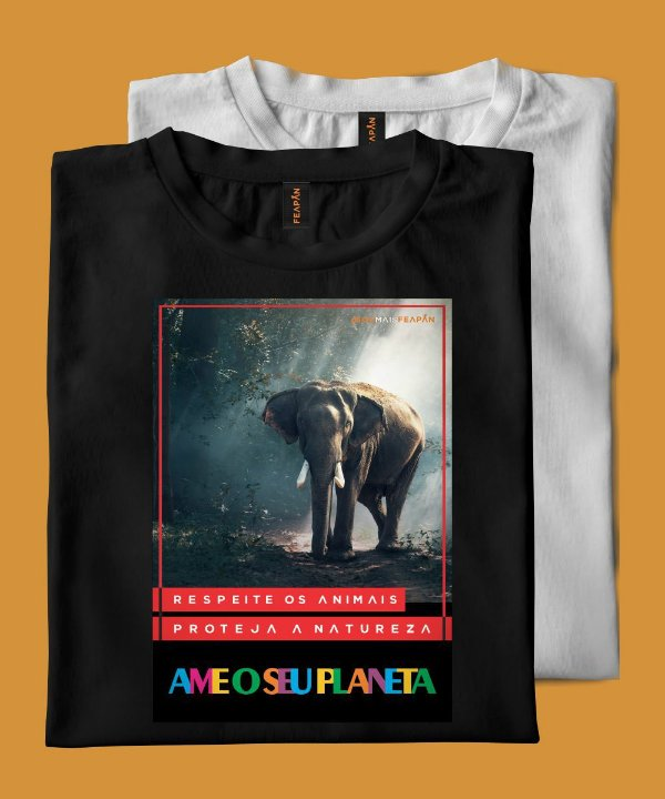 Camiseta Elefante