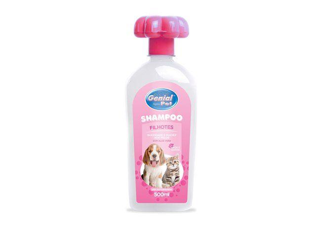 Shampoo Genial Filhotes 500 Ml.