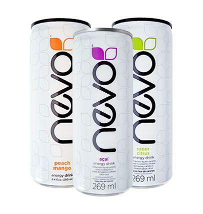NEVO ENERGY DRINK ™ 1Caixa Com 24 Latas