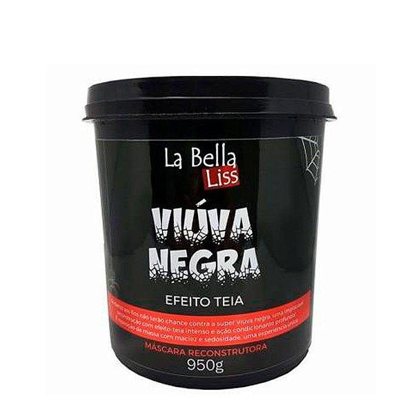 Máscara Viúva Negra Efeito Teia La Bella Liss 950g