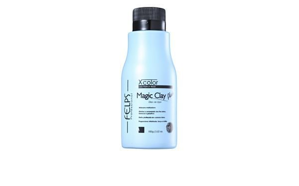 Felps Profissional Magic Clay Plus Xcolor 100g