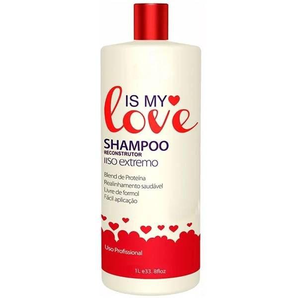 Is My Love Shampoo Que Alisa 1000ml