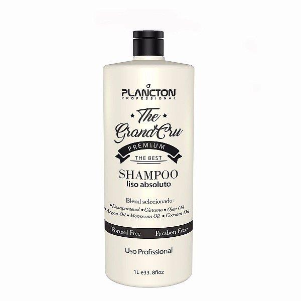Shampoo Liso Absoluto The Grand Cru Plancton 1000ml