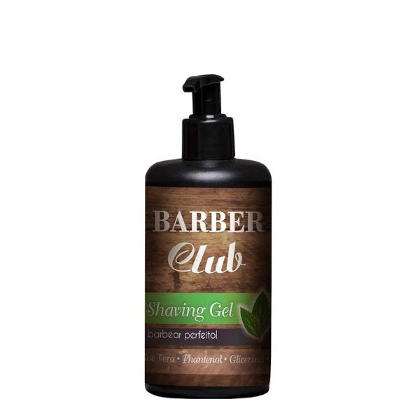 Barber Club Shaving Gel Lattans 280g