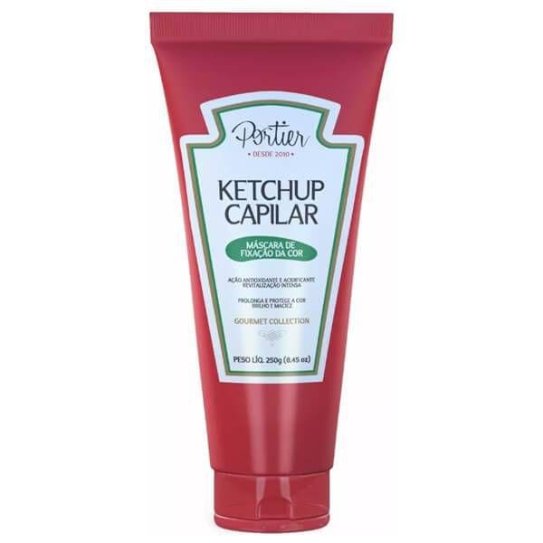 Máscara de Fixação Ketchup Portier 250g