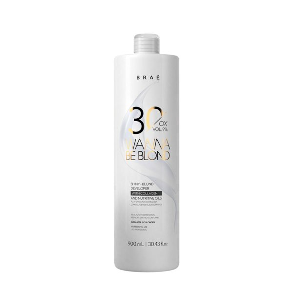 Wanna Be Blond Ox. 30 Vol. Braé 900ml