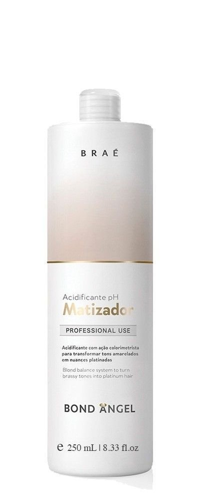 Acidificante Ph Matizador Bond Angel Braé 250ml