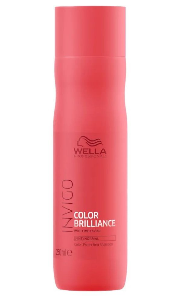 Wella Invigo Color Brilliance Shampoo 250ml