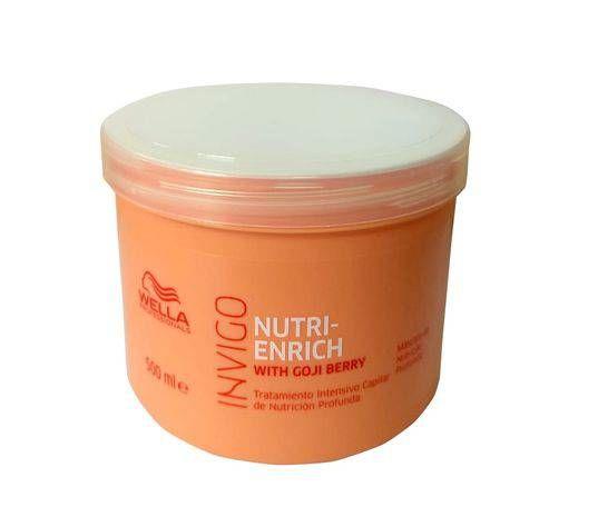 Wella Invigo Nutri-Enrich Máscara 500ml
