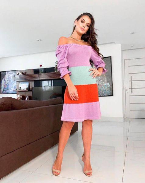 Vestido Tricot Lara